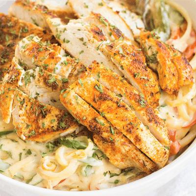 Chicken Cajun Pasta Recipe