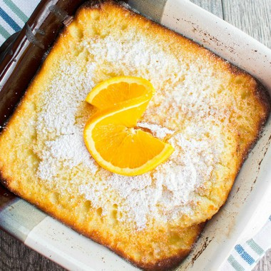 A classic breakfast dish bursting with citrus flavor, this Orange Ricotta Dutch Baby Recipe is a toothsome dish that'll leave everyone asking for seconds!
