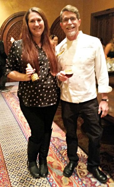 Me and Chef Rick Bayless