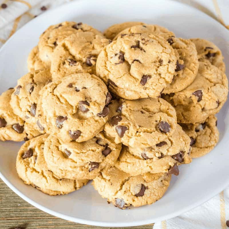 Brown Butter Chocolate Chip Cookies are the perfect chocolate chip cookie! After years of trying different recipes, this is the best one we've tasted!