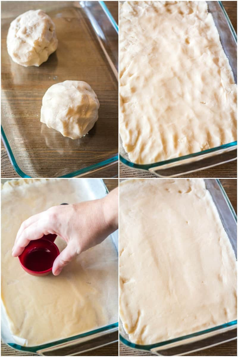 steps to make scottish shortbread cookies