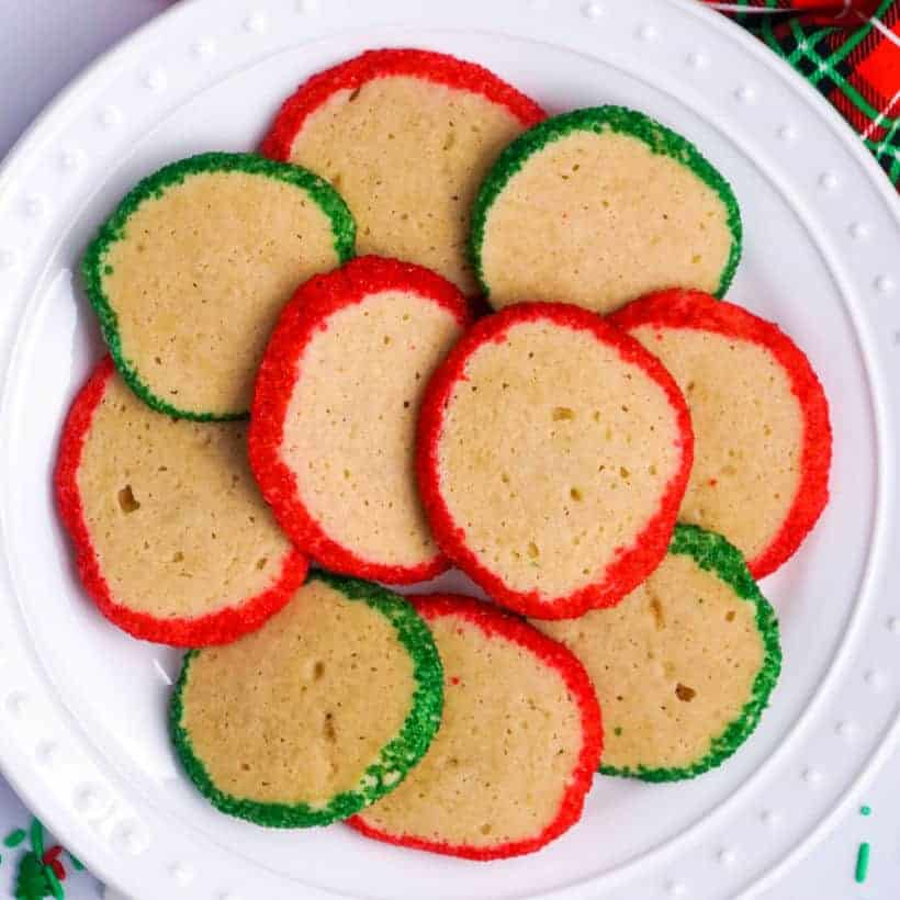 Swedish Christmas Cookies are a festive treat full of winter flavors! Ginger, orange zest, and cinnamon make this a cookie you'll crave all season long!