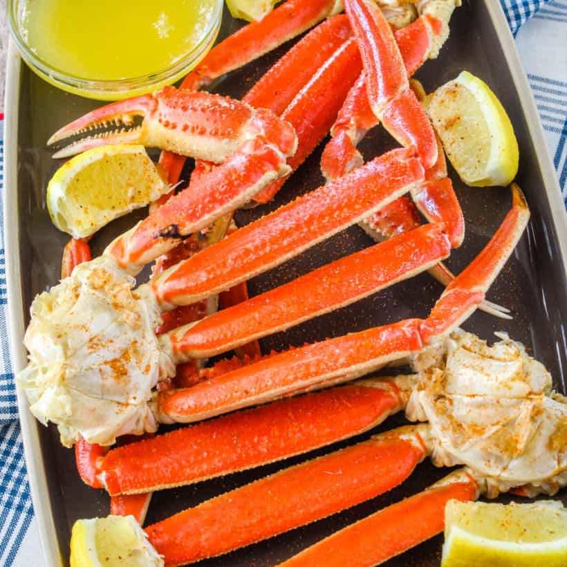 How To Cook Snow Crab Legs Bread Booze Bacon